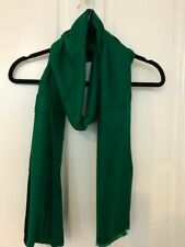 MENS MUSLIM SHAWL Habaib Style green and black