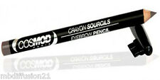 CRAYON A SOURCILS TAUPE - HYPOALLERGENIQUE - AVEC SA BROSSE-N°3-MAKE.UP.COSMOD