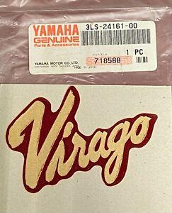NOS YAMAHA 1995 VIRAGO 250 XV250 DECAL STICKER MARK GRAPHIC 3LS-24161