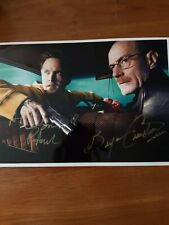 Breaking bad signed