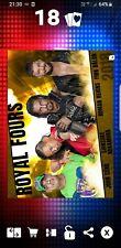 Topps WWE Slam Digital Card Gold Royal Fours 2020 Rumble