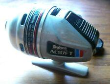 Daiwa Ac117Ft Spincasting Fishing Reel Vintage Works Great