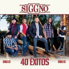 Siggno - 40 Exitos [New CD] 2 Pack