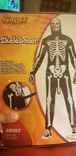 Skeleton Boner Skeleboner Adult Humor Mens Funny Bones Halloween Party Costume