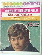 The Archies pictures Sugar Sugar Top Ten Tunes Sheet Music Edition 1969