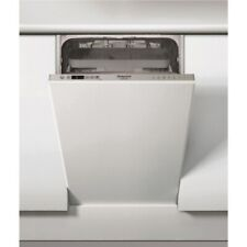 Hotpoint HSIC3M19C 45cm Slim-Line Built-in Dishwasher 10 place setting, A+, LED