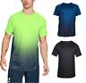 Under Armour UA Men's MK-1 Dash Fade Short Sleeve Gym T-Shirt - New