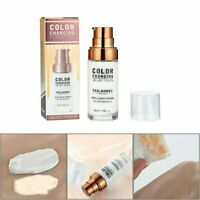 TML Colour Changing Foundation Makeup Base Nude Face Liquid Cover Concealer BT
