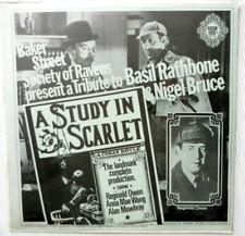 a Study in Scarlet Sherlock Holmes