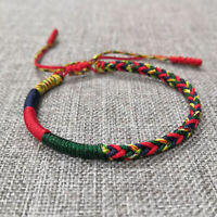 Tibetan Buddhist Lucky Charm Tibetan Bracelets & Bangles For Women Men Handmade