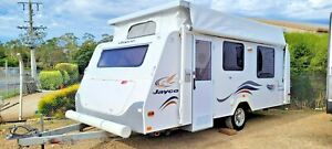 2008 Jayco Discovery 17ft Pop Top Caravan - Clean + Tidy *See Video Tour*