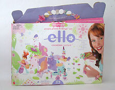 Ello Fairytopia People Places Things creative building set w/stickers 123 pcs