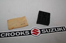 NOS Genuine Suzuki RM80 Fuel Tank Rubber Cushion, 44541-20301