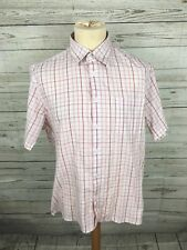 Men's YSL Shirt - Size Large - Check - Great Condition