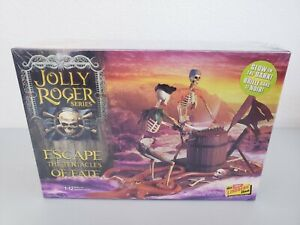 Lindberg Line Jolly Roger Series Escape the Tentacles Of Fate 1:12 Model Kit