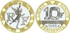 Pièces de monnaie françaises de 10 francs 10 francs or