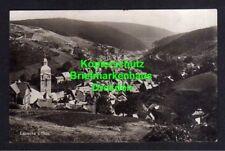 114958 AK Lauscha Thüringen Fotokarte Panorama 1930