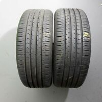 2x Continental ContiPremiumContact 5 MO * 225/55 R17 97Y DOT 1118 7,5 mm