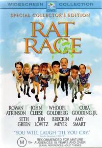 RAT RACE DVD ROWIN ATKINSON