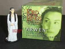 BRITAINS 40455 LORD OF THE RINGS FILM MOVIE ARWEN METAL CHARACTER FIGURE