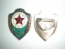 ORIGINAL SOVIET AIR FORCE OUTSTANDING PROFICIENCY BADGE