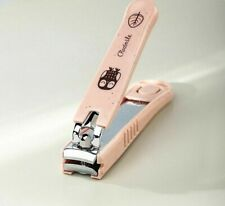 Professional Nail Clipper With Nail File And Clippings Catcher Tool Carbon Steel