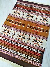 Orientalischer Teppich Boho Carpet 180 cm x 120 cm Kelim Kilim