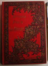 Pour La Patrie Mme COLOMB & E ZIER éd Hachette 1900