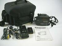 Panasonic VHS-C PV-A207 Palmcorder