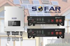 Sofar Solar Mass Energy ME3000SP Solar Battery Storage 4.8Kwh Lithium-ion