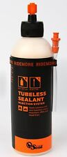 Orange Seal Tubeless Bike Tire Sealant 8oz Twist Lock Injector Bottle Road MTB