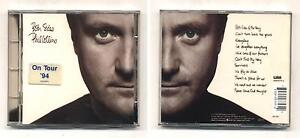 Cd PHIL COLLINS Both sides PERFETTO mai usato WEA 1993 On tour 94