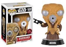 Toy Wars Exclusive Star Wars Bounty Hunter Zuckuss Pop! Vinyl Figure #122