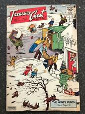 Treasure Chest Of Fun And Fact Volume 17 #12 Silver Age VG GEO A. Pflaum 1962