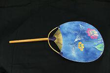 団扇 Uchiwa - Eventail rigide traditionnel japonais - Made in Japan 218579-5900