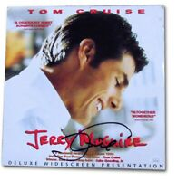 Tom Cruise Signed Autographed Laserdisc Cover Jerry Maguire JSA DD73560
