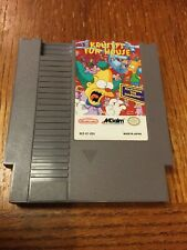 Krusty's Fun House (Nintendo Entertainment System NES) Cart Only