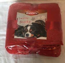 Swanky Blanky Red