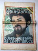 Vintage Rolling Stone Magazine Vol 175 December 1974