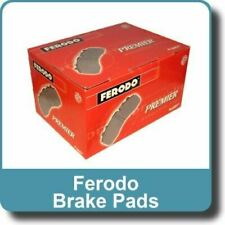 Ferodo Front Brake Pad Set FDB1773 Fits BMW 325 E91