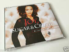 Joy, Sugar & Cream - My Land Is Your Land - Maxi CD Single