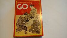 Vintage 1977 GO The Legendary Oriental game  of Skill