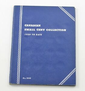 1920-1961 - Canada Small Cents - Collection Set Lot Album *466