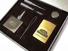 ZIPPO Limited Edition CAMEL TROPHY Sabah-Malaysia '93 Lighter & Benzina Kit Set