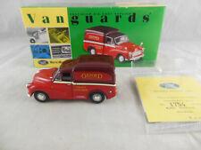 Vanguards VA01118 Morris Minor Van Oxford Motor Services 1:43 scale Ltd Ed.