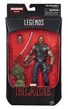 In Stock!! Marvel Legends Marvel Knights BAF Blade