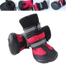 宠物鞋防滑狗脚 Pet Bootie Shoes Waterproof Pet Shoes Anti Skid Dog Boots 不掉高筒靴大狗鞋 jy00