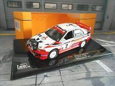 MITSUBISHI Carisma GT 1998 Winner GB Rallye #2 Burns Reid Ralliart IXO KB 1:43