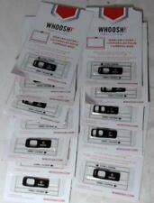 New Lot Of 14 Whoosh Webcam Privacy Covers $132