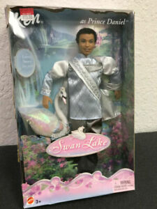 Swan Lake Ken 2003 Barbie Doll